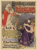 Image from Gallica about Restaurants