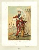 France 1811 - Chevaux - Légers - Lanciers - Officier