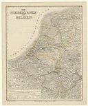 Illustration de la page Pays-Bas provenant du document numerisé de Gallica