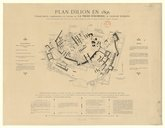 Plan d'Ilion en 1895, formant planche complémentaire sur la Troie d'Homère   C. Normand.