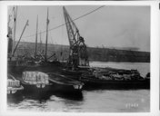 Image from Gallica about Docks