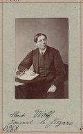 Bildung aus Gallica über Albert Wolff (1825-1891)