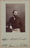 Image from Gallica about Alfred Assollant (1827-1886)