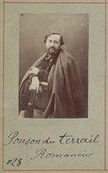 Illustration de la page Pierre Alexis de Ponson du Terrail (1829-1871) provenant de Wikipedia