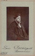Bildung aus Gallica über Louis Desnoyers (1802-1868)