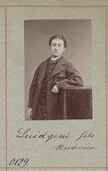 Illustration de la page Alexandre Luigini (1850-1906) provenant du document numerisé de Gallica
