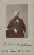 Image from Gallica about Philibert Audebrand (1815-1906)