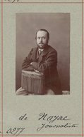 Image from Gallica about Émile de Najac (1828-1889)