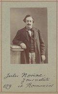 Bildung aus Gallica über Jules Noriac (1827-1882)