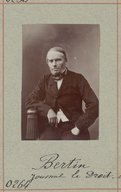 Illustration de la page Jean-Louis-Henri Bertin (1806-1881) provenant de Wikipedia