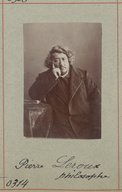 Image from Gallica about Pierre Leroux (1797-1871)