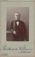 Illustration de la page Adolphe-Victor Paillard de Villeneuve (1804-1874) provenant de Wikipedia