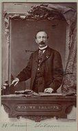 Bildung aus Gallica über Maxime François Antoine Lalanne (1827-1886)