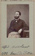 Illustration de la page Alfred Assollant (1827-1886) provenant de Wikipedia
