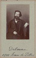 Illustration de la page Alfred Delvau (1825-1867) provenant de Wikipedia