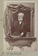 Illustration de la page Philippe Joseph Auguste Vallot (1796-1870) provenant de Wikipedia