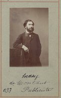 Illustration de la page Henri de Montaut (1825-1890?) provenant de Wikipedia