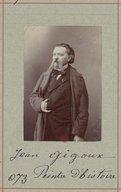 Illustration de la page Jean Gigoux (1806-1894) provenant de Wikipedia