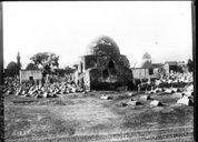 Tombeau de la fille de Mahomet, Damas  Agence Rol. 1920