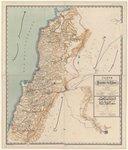 Cartes et plans du Liban