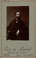 Illustration de la page Paul de Musset (1804-1880) provenant de Wikipedia
