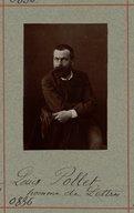 Illustration de la page Louis Pollet (homme de lettres) provenant de Wikipedia