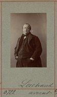 Bildung aus Gallica über Charles Lachaud (1818-1882)