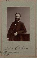 Illustration de la page Jules Cohen (1835-1901) provenant du document numerisé de Gallica