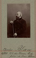 Illustration de la page Charles Blanc (1813-1882) provenant de Wikipedia