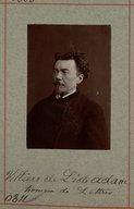 Bildung aus Gallica über Auguste de Villiers de L'Isle-Adam (1838-1889)