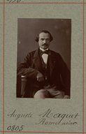 Image from Gallica about Auguste Maquet (1812-1888)