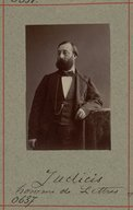 Image from Gallica about Louis Judicis (1816-1893)