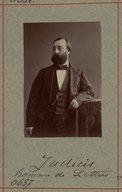 Illustration de la page Louis Judicis (1816-1893) provenant de Wikipedia