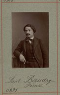 Image from Gallica about Paul Baudry (1828-1886)