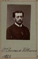 Illustration de la page Abel Hureau de Villeneuve (1833-1898) provenant de Wikipedia