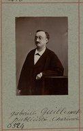 Illustration de la page Gabriel Guillemot (1833-1885) provenant de Wikipedia