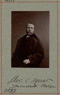 Illustration de la page Charles Flor O'Squarr (1830-1890) provenant de Wikipedia