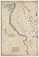 Map of Upper Egypt  A. Arrowsmith. 1807