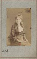 Image from Gallica about Juliette Adam (1836-1936)