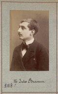 Bildung aus Gallica über Jules Brasseur (1829-1890)