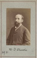 Image from Gallica about Jules Claretie (1840-1913)