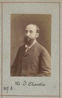 Illustration de la page Jules Claretie (1840-1913) provenant de Wikipedia