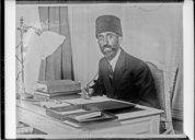 Illustration de la page ʿAbd al-Hādī Ḍāwī (1894-1982) provenant de Wikipedia