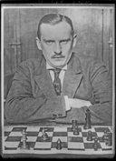 Image from Gallica about Alexandre Alekhine (1892-1946)