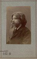 Bildung aus Gallica über Alphonse Daudet (1840-1897)