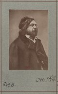 Image from Gallica about Théophile Gautier (1811-1872)