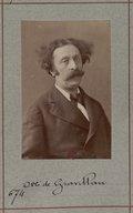 Illustration de la page Arthur Antoine Alphonse de Gravillon (1828-1899) provenant de Wikipedia