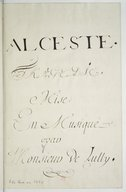 Illustration de la page Alceste. LWV 50 provenant de Wikipedia