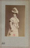 Illustration de la page Luce (actrice, 18..-19..) provenant de Wikipedia