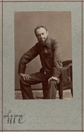 Bildung aus Gallica über Ludovic Napoléon Lepic (1839-1889)